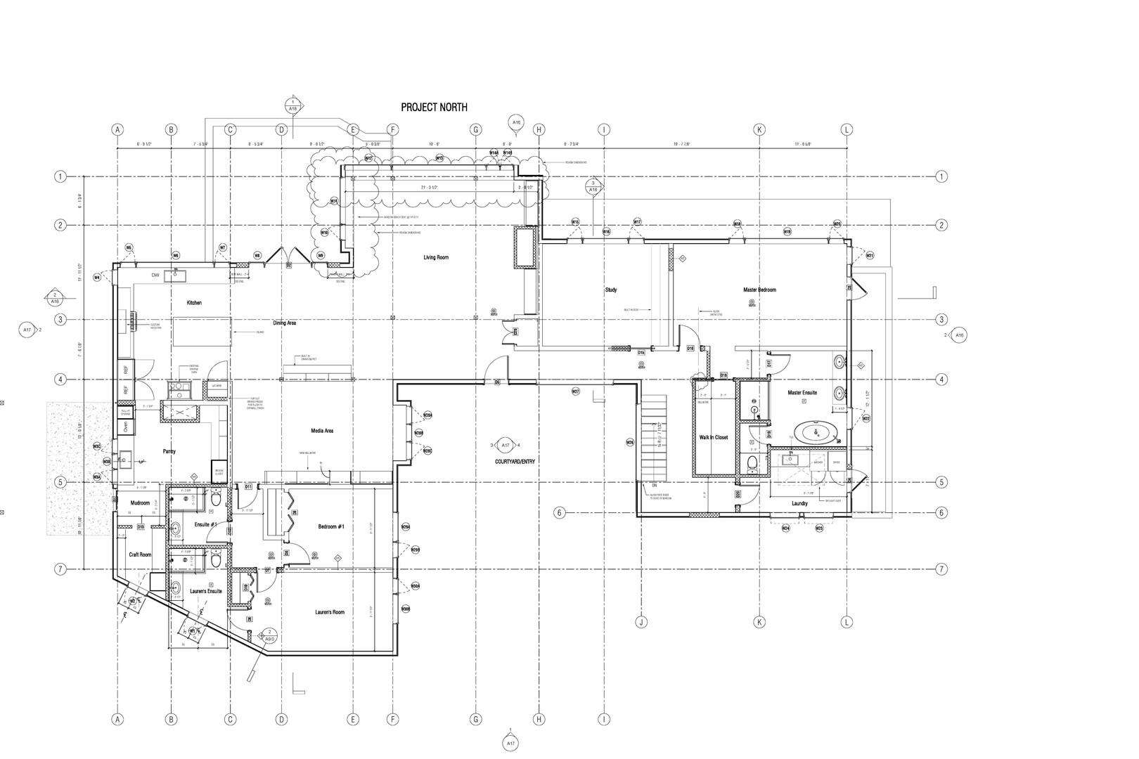 Architectural - Floor Plans