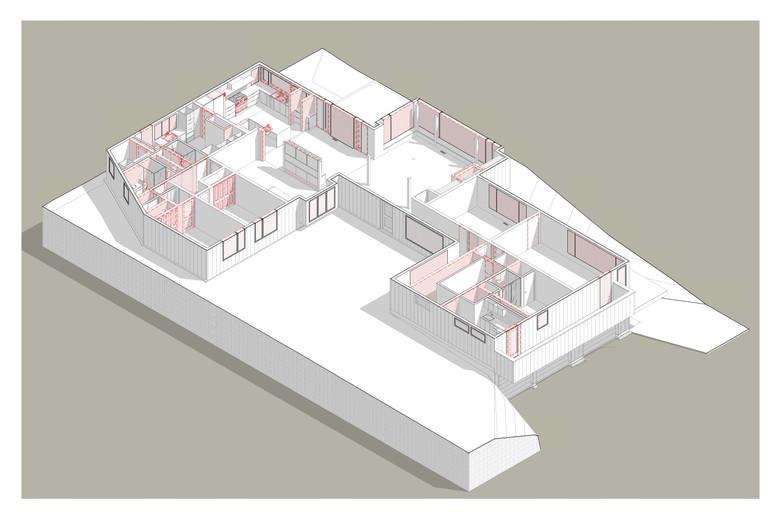 3D - Demolition Plan