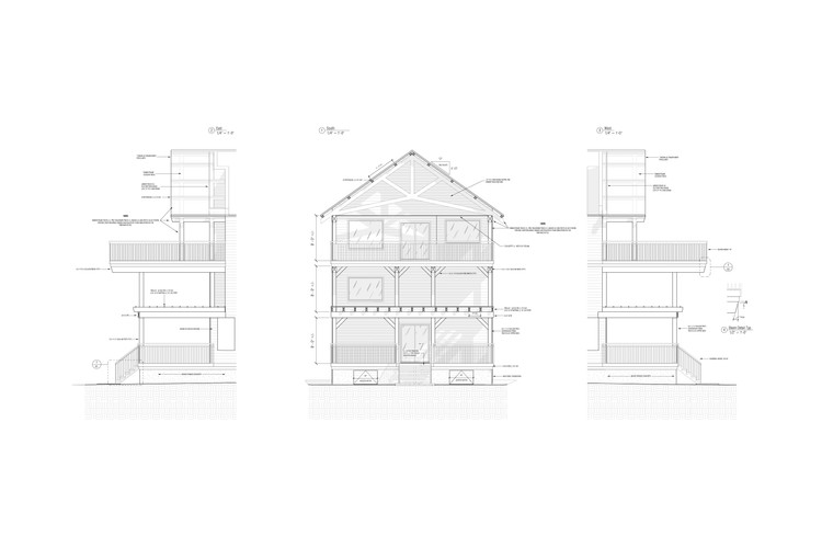 Architectural - Elevations