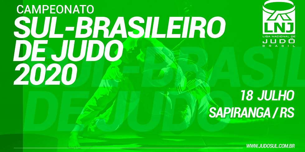 Campeonato Sul-Brasileiro de Judô 2020
