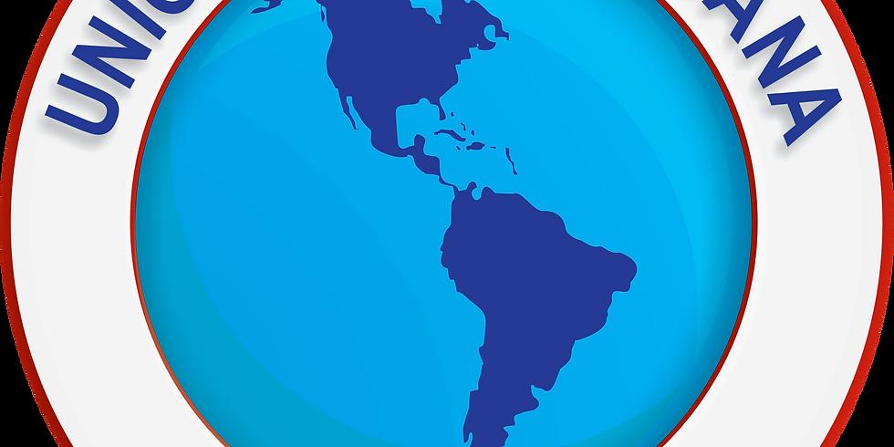 CAMPEONATO PAN-AMERICANO OPEN DE JUDÔ 2020