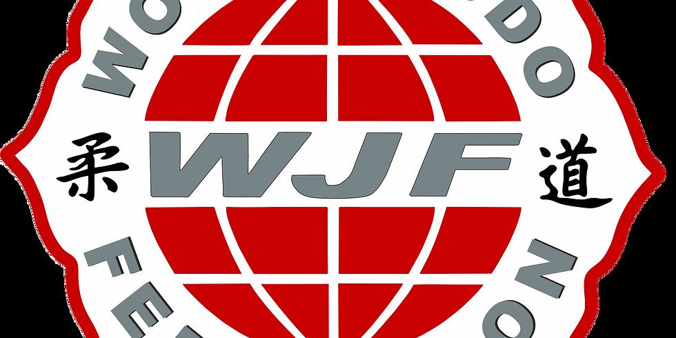 CAMPEONATO MUNDIAL DE JUDÔ WJF 2020