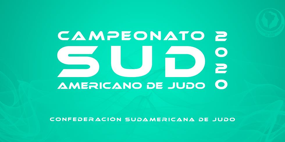 Campeonato Sul-Americano de Judô 2020