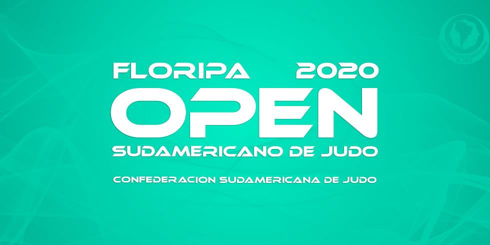 Floripa Open Sul-Americano 2020 de Judô 2020