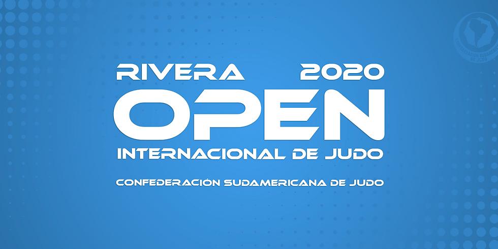 Rivera Open Internacional de Judô 2020