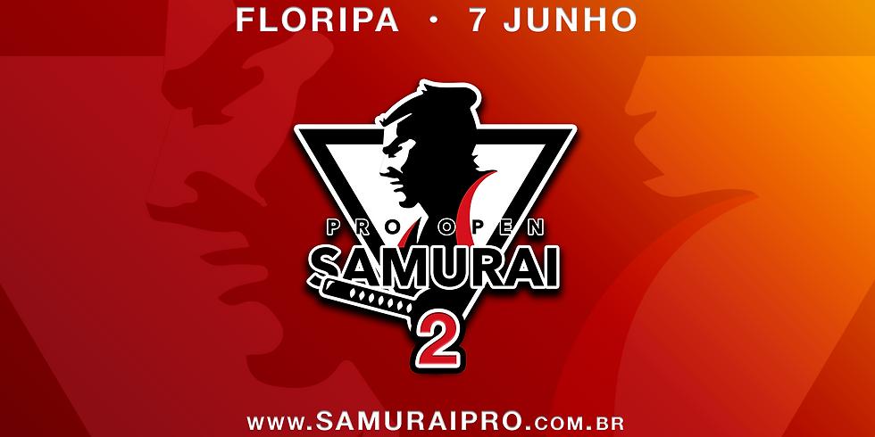 Samurai Pro Open Jiu-Jitsu 2   Circuito 2020 - 2ª etapa