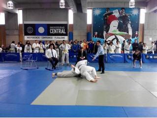 Fenajudo concluye Campeonatos Nacionales de Judo Chile 2018