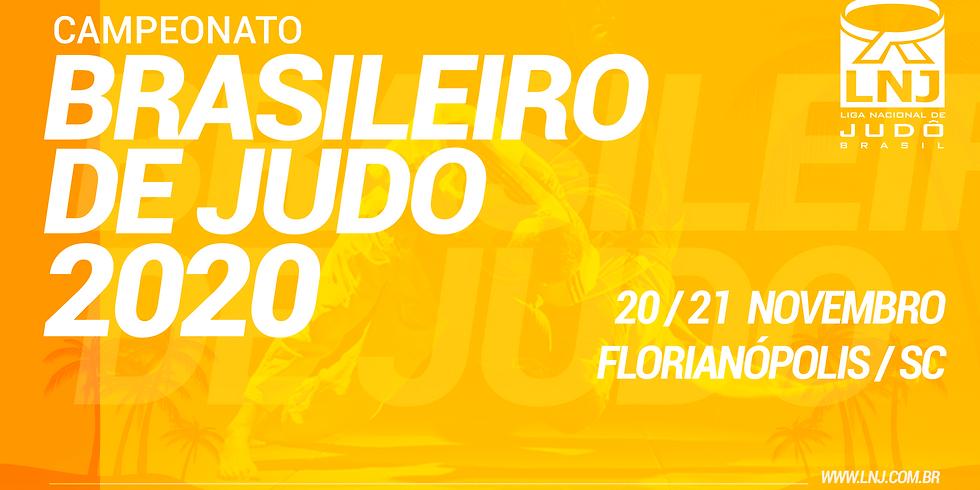 Campeonato Brasileiro de Judô 2020