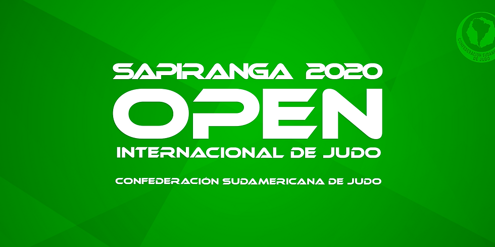 Sapiranga Open Internacional de Judô 2020