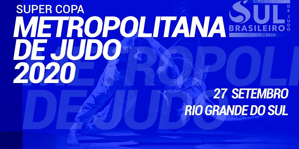 Super Copa Metropolitana de Judô 2020