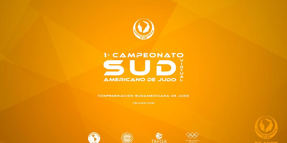 1º CAMPEONATO SUDAMERICANO VIRTUAL DE JUDO