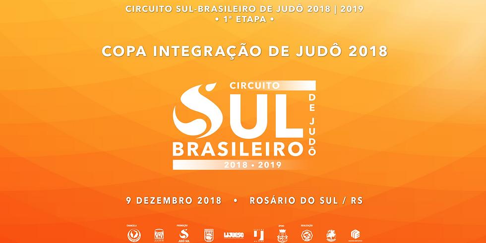 Copa Integração de Judô 2018/2019