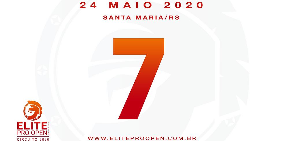 Elite Pro Open Jiu-Jitsu 7 | Circuito 2020 - 1ª etapa