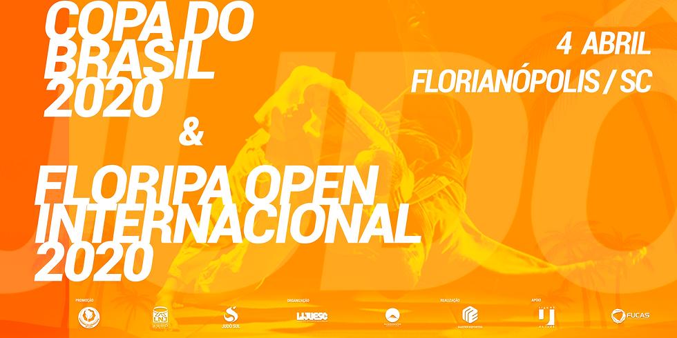 Copa do Brasil e Floripa Open Internacional 2020