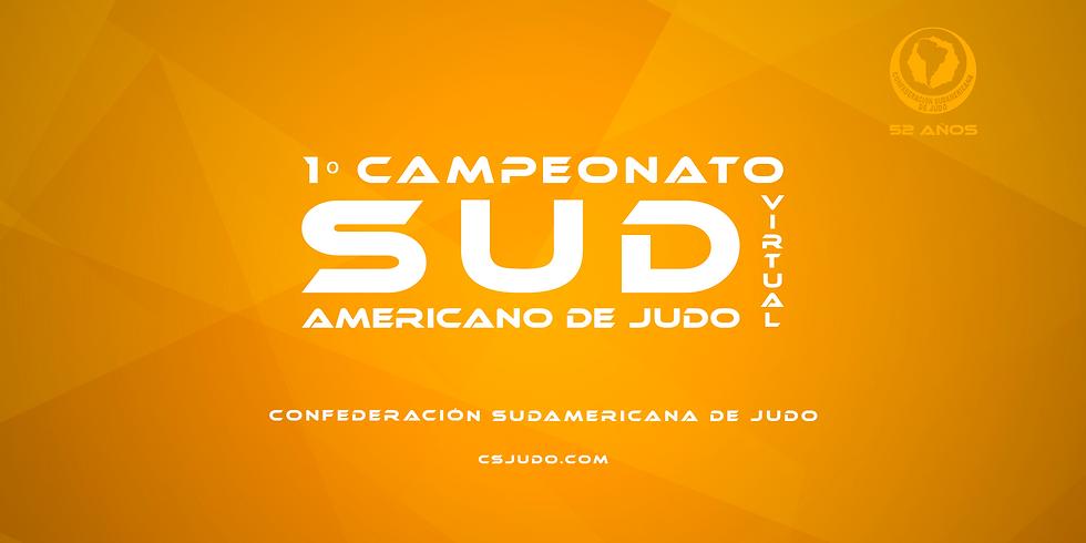 1º Campeonato Sul-Americano Virtual de Judô