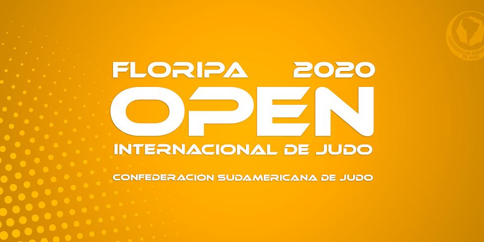 Floripa Open Internacional de Judô 2020