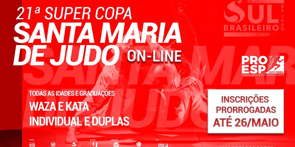 21ª Super Copa Santa Maria de Judô