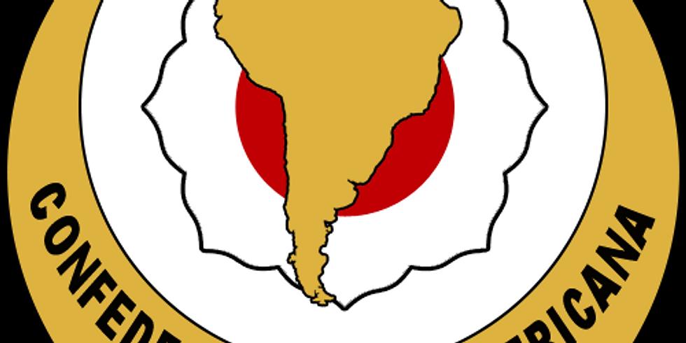 Campeonato Sul-Americano de Judô 2019 & Open Sul-Americano Veteranos 2019