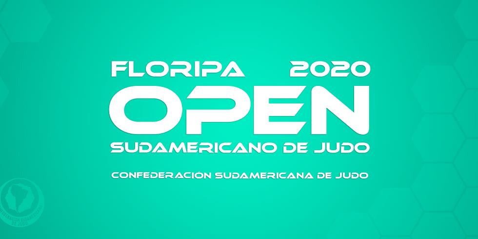 OPEN SUL-AMERICANO MASTER DE JUDÔ 2020