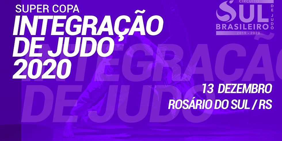 Super Copa Integração de Judô 2020