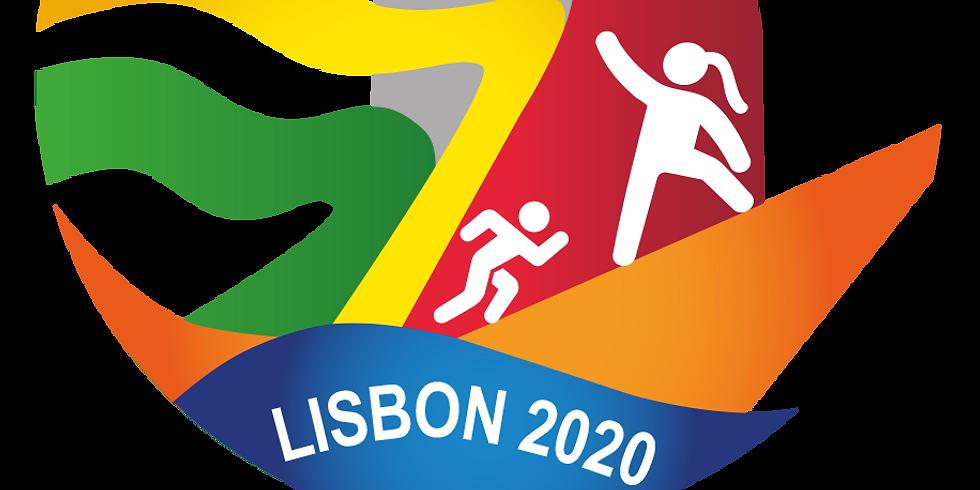 7º Jogos Mundiais da TAFISA -- Lisboa 2020