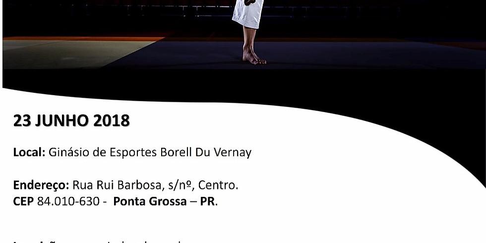 Ligas Kids & Circuito Estadual de Judô 2018 - 1ª etapa (PR)