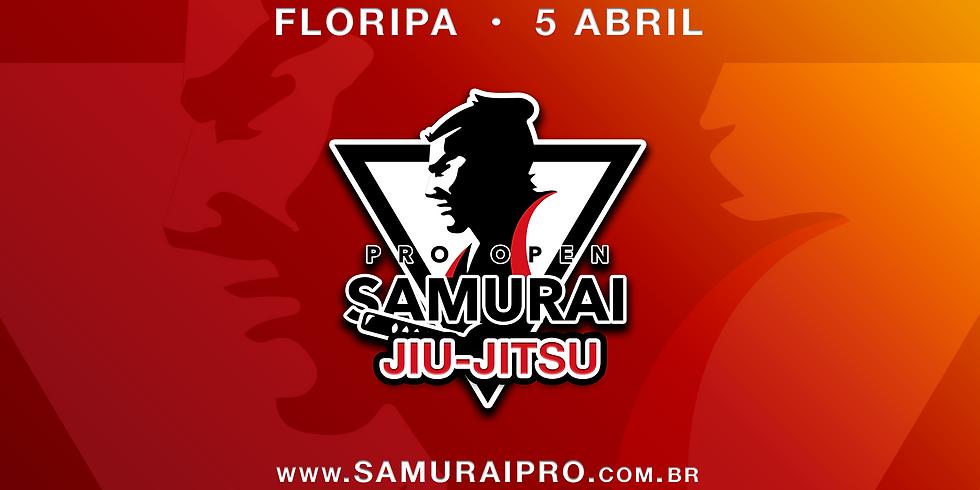 Samurai Pro Open Jiu-Jitsu   Circuito 2020 - 1ª etapa