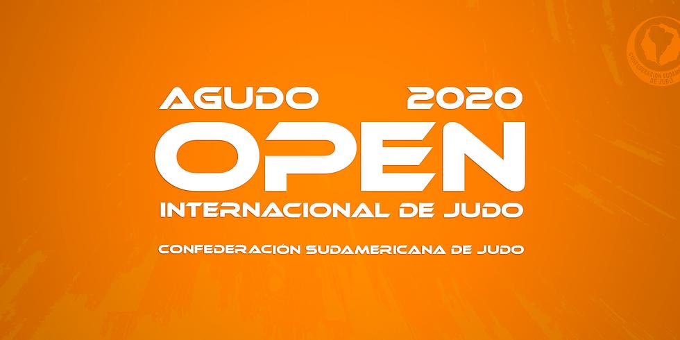 Agudo Open Internacional de Judô 2020