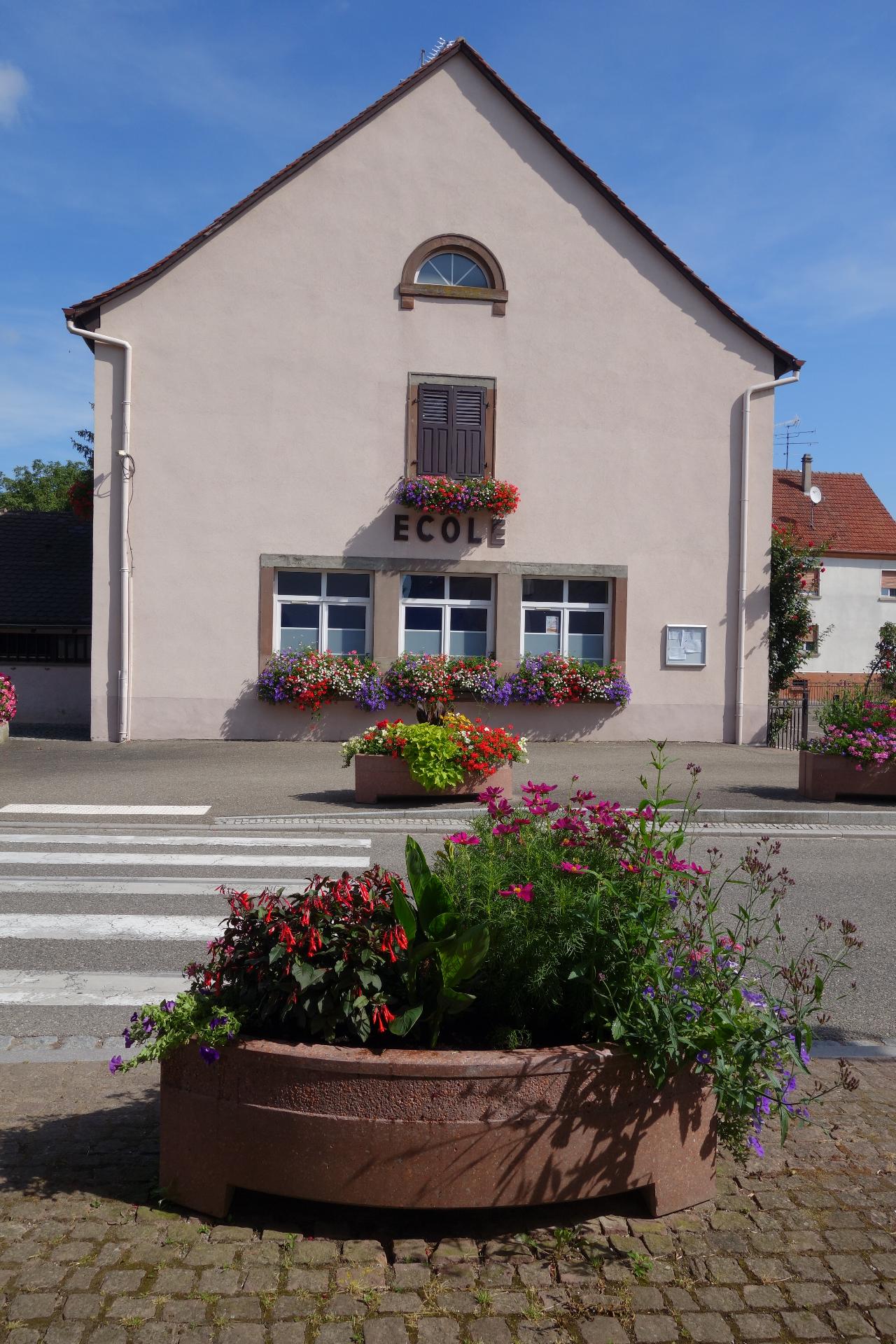 Harskirchen Fleurissement 2015