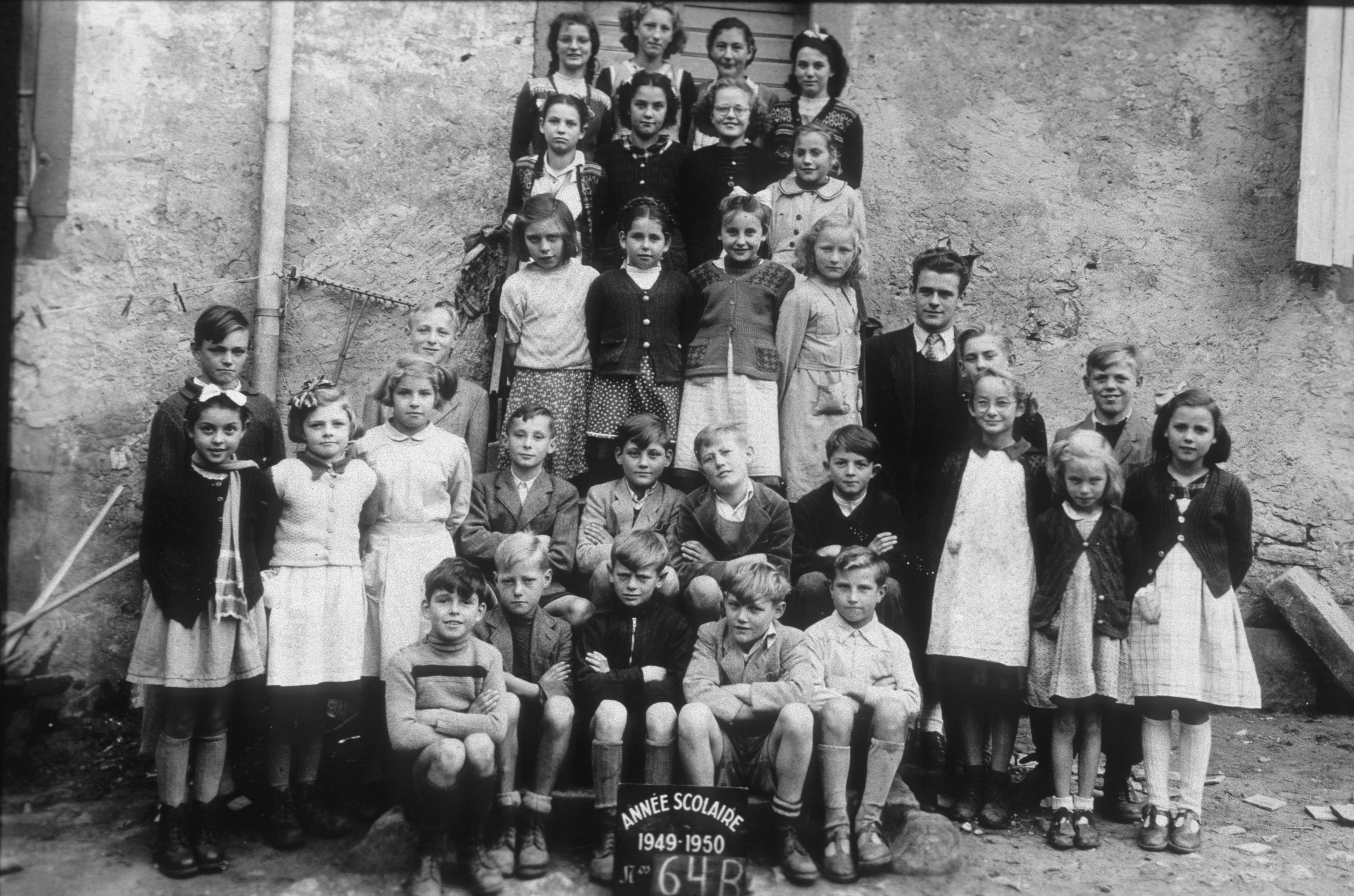 351 ANNEE SCOLAIRE 1949 50