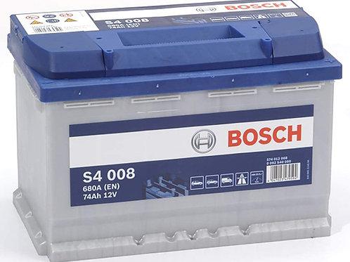 Batería Bosch 74Ah 680EN
