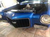 Restauración Chevrolet Camaro SS 1970