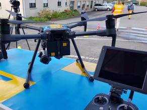 Más allá de los radares: así funcionan (y te multan) los drones de la DGT