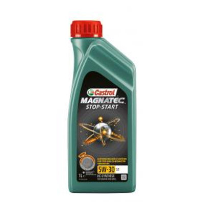 Castrol MAGNATEC, STOP-START Aceite de motor 5W-30, C2 1L