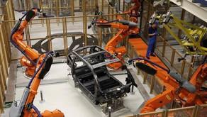 El sector mundial del automóvil prevé que el 44% de sus fábricas sean inteligentes en cinco años