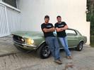 Restauración Ford Mustang 1969 V8 302