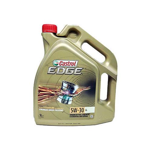 Castrol EDGE 5W 30 LL 5 Litros