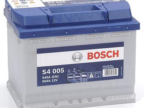 Batería Bosch 60Ah 540EN