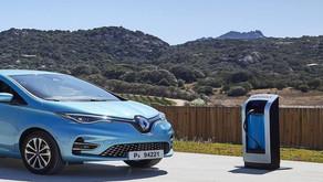 Los fabricantes europeos piden multiplicar por 15 los puntos de recarga de vehículos
