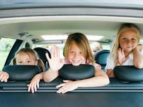 Las 10 reglas de oro para viajar con niños