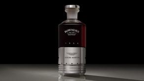 Aston Martin y Bowmore hacen un whisky de más de 55.000 euros la botella