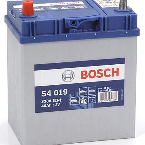Batería Bosch 40Ah 330AQ
