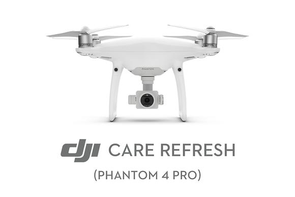 Card DJI Care Refresh for Phantom 4 Pro/Pro+