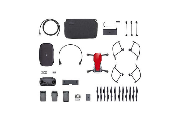 MAVIC Air Fly More Combo Flame Red (UK)