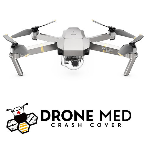 Drone Med - DJI Mavic Pro Platinum
