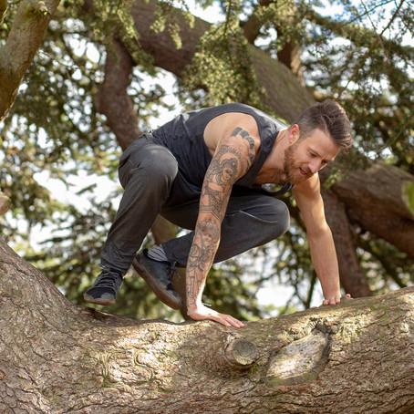 Climbing Trees With Mandukya Yoga