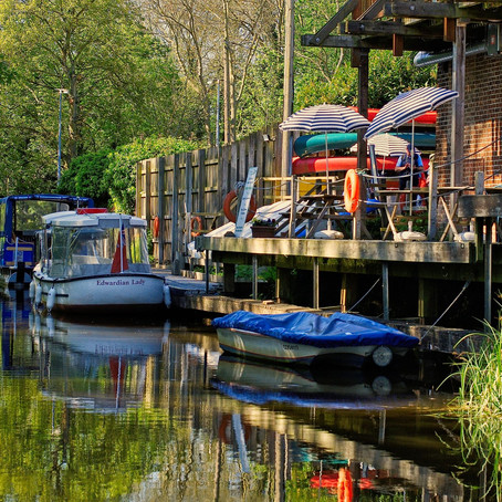Walk N' Water With the River Stour Trust