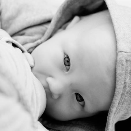 Ephemeral Beauty of Breastfeeding