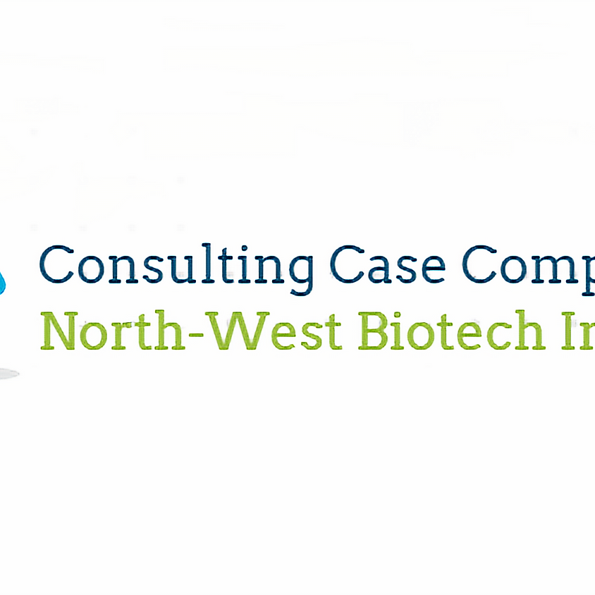 Consulting Case Competition 2021