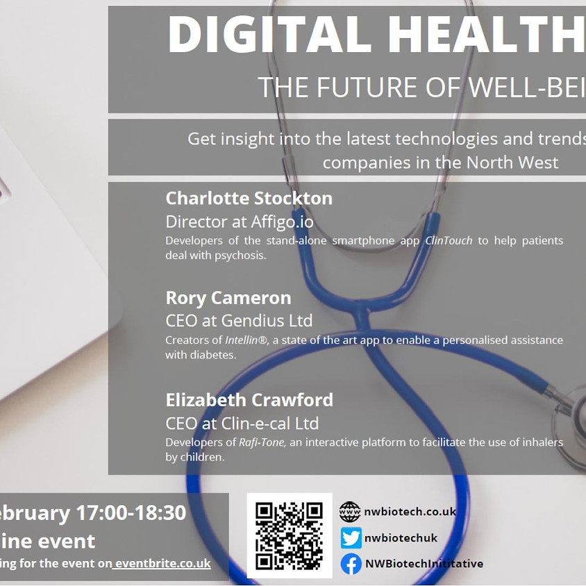 Digital Healthcare: The future of well-being